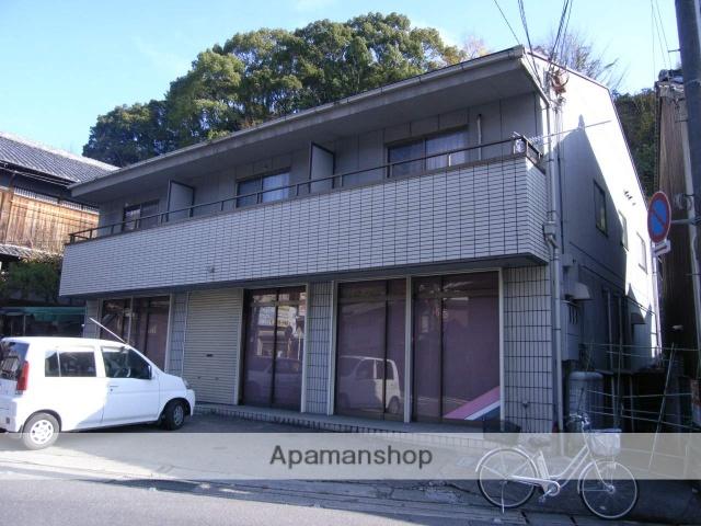 奈良県吉野郡下市町、下市口駅徒歩10分の築20年 2階建の賃貸アパート