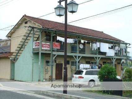 奈良県橿原市、畝傍御陵前駅徒歩1分の築47年 2階建の賃貸アパート