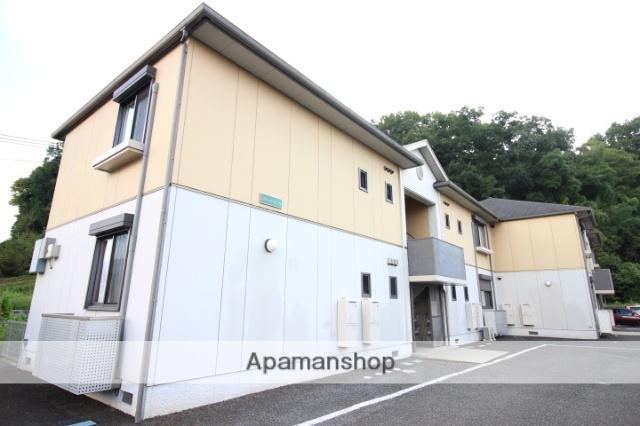 奈良県高市郡高取町、壺阪山駅徒歩4分の築15年 2階建の賃貸アパート