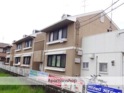 奈良県橿原市、真菅駅徒歩8分の築27年 2階建の賃貸アパート
