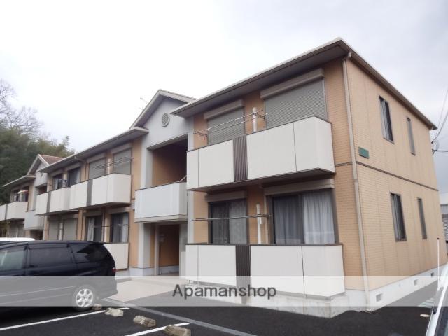 奈良県高市郡高取町、壺阪山駅徒歩4分の築12年 2階建の賃貸マンション