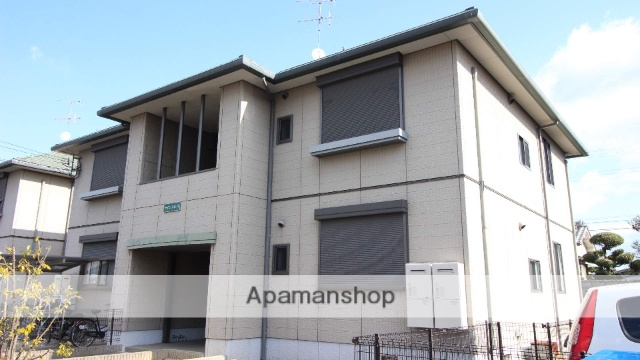 奈良県橿原市、大和八木駅徒歩15分の築13年 2階建の賃貸アパート