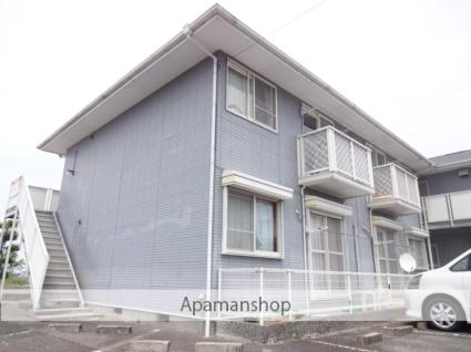 奈良県橿原市、橿原神宮前駅徒歩15分の築23年 2階建の賃貸アパート