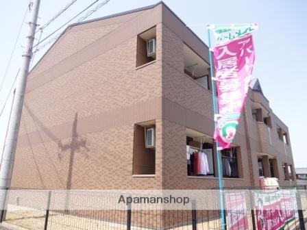 奈良県橿原市、八木西口駅徒歩15分の築7年 2階建の賃貸アパート