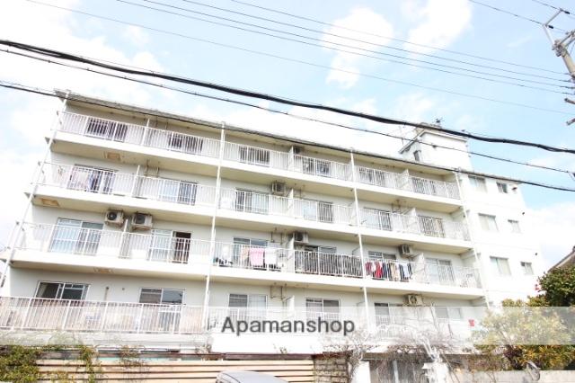 奈良県橿原市、八木西口駅徒歩10分の築28年 5階建の賃貸マンション