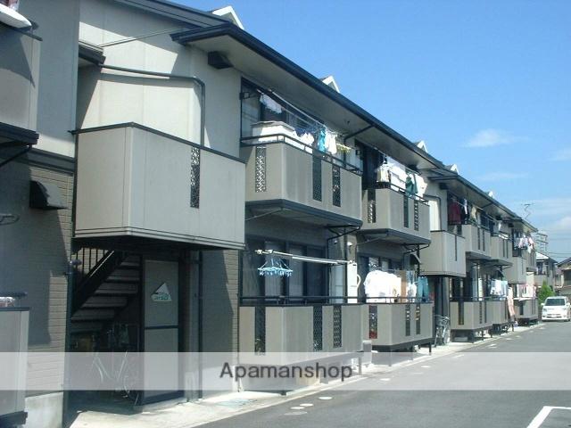 奈良県橿原市、金橋駅徒歩21分の築19年 2階建の賃貸アパート