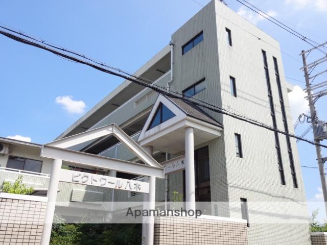 奈良県橿原市、大和八木駅徒歩7分の築31年 4階建の賃貸マンション