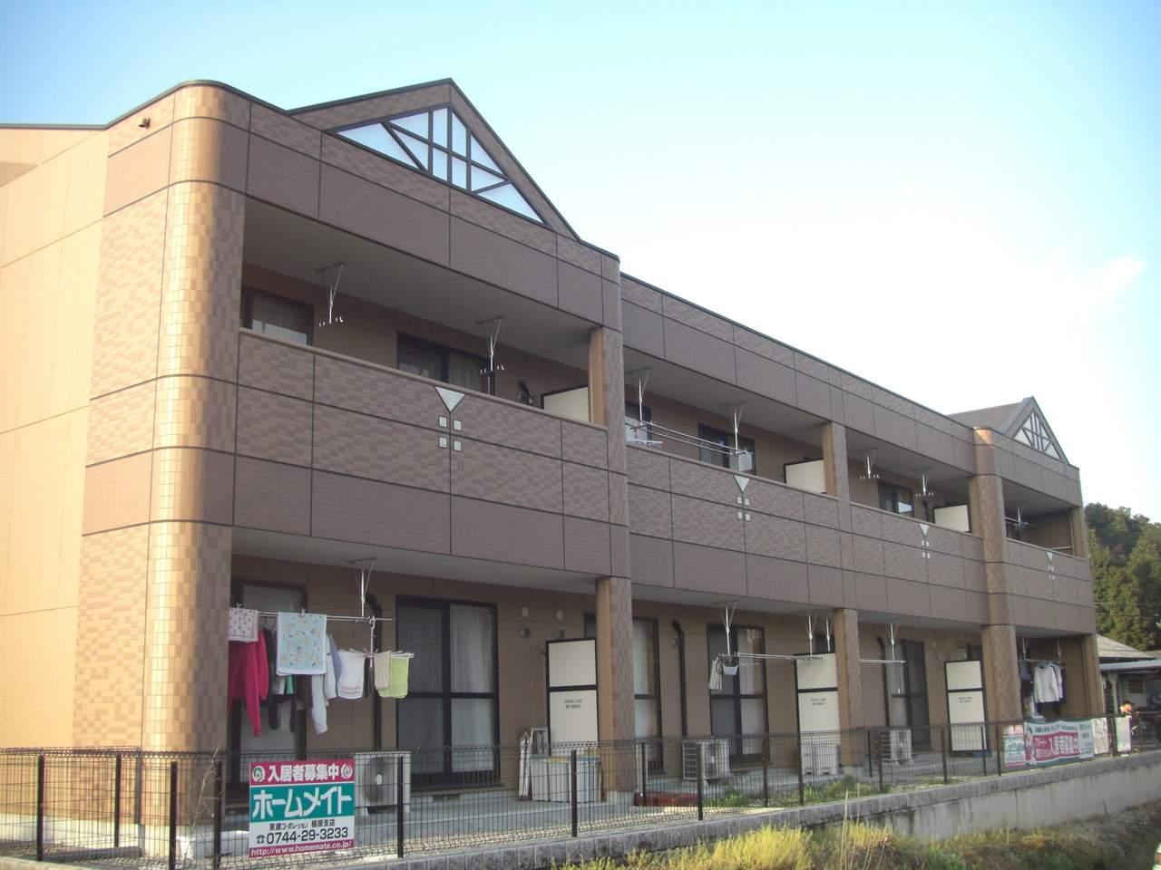 奈良県吉野郡大淀町、下市口駅徒歩27分の築10年 2階建の賃貸マンション
