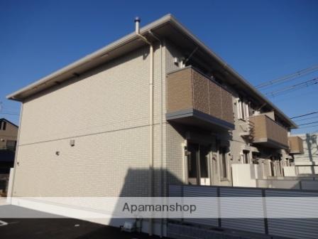 奈良県橿原市、金橋駅徒歩1分の築1年 2階建の賃貸アパート