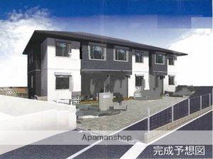 奈良県橿原市、畝傍駅徒歩9分の新築 2階建の賃貸アパート