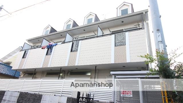 奈良県橿原市、畝傍駅徒歩18分の築26年 2階建の賃貸アパート