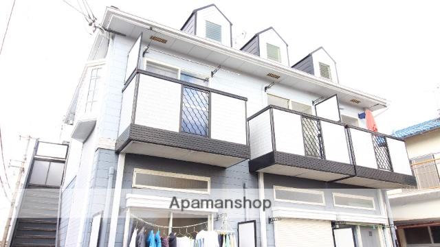 奈良県橿原市、畝傍駅徒歩16分の築26年 2階建の賃貸アパート