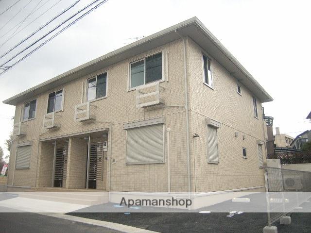 奈良県橿原市、橿原神宮前駅徒歩7分の築5年 2階建の賃貸アパート