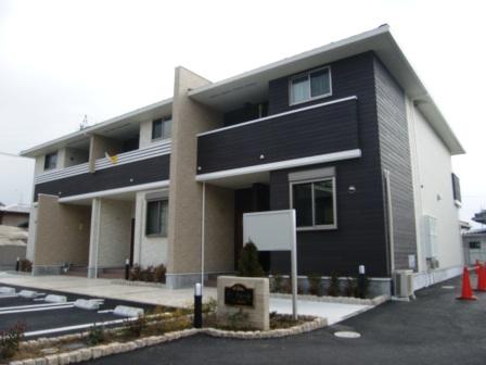 奈良県吉野郡大淀町、下市口駅徒歩11分の築6年 2階建の賃貸アパート