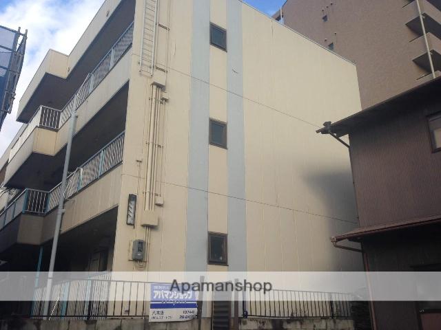 奈良県橿原市、八木西口駅徒歩10分の築32年 3階建の賃貸マンション