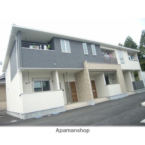 奈良県吉野郡大淀町、下市口駅徒歩13分の築5年 2階建の賃貸アパート
