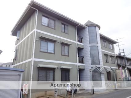 奈良県橿原市、大和八木駅徒歩15分の築21年 3階建の賃貸マンション