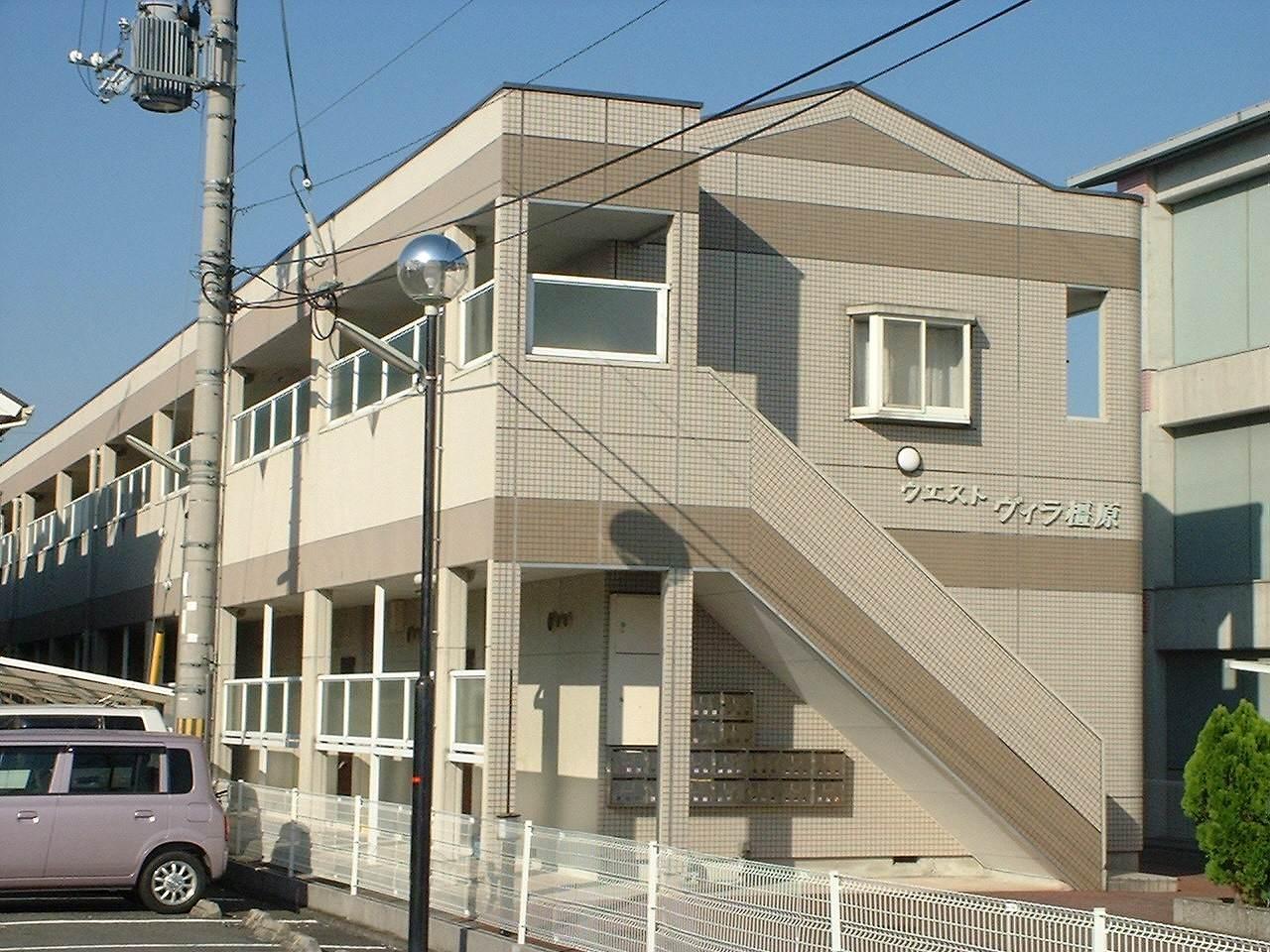 奈良県橿原市、真菅駅徒歩3分の築21年 2階建の賃貸マンション