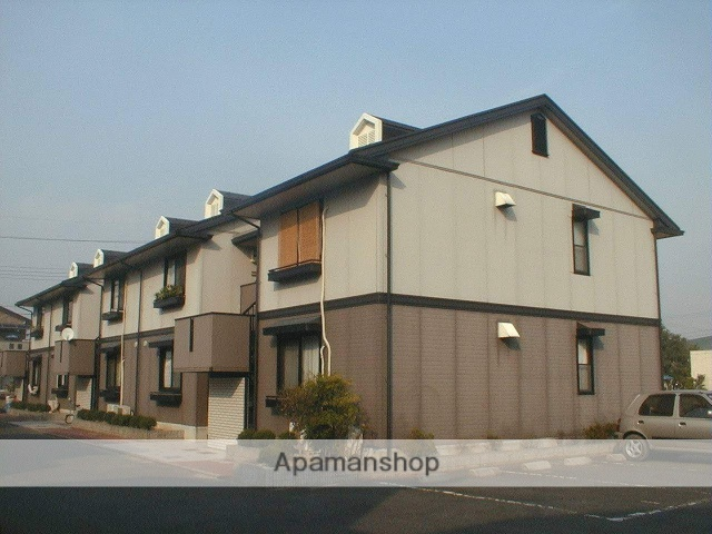 奈良県葛城市、近鉄新庄駅徒歩10分の築20年 2階建の賃貸アパート