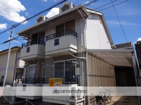 奈良県橿原市、坊城駅徒歩10分の築24年 2階建の賃貸アパート