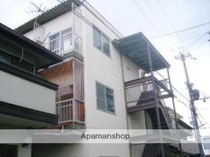奈良県橿原市、真菅駅徒歩6分の築36年 3階建の賃貸マンション