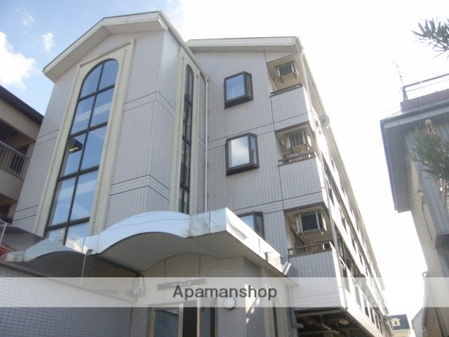 奈良県橿原市、真菅駅徒歩6分の築25年 4階建の賃貸マンション
