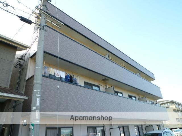 奈良県橿原市、畝傍御陵前駅徒歩10分の築15年 3階建の賃貸マンション