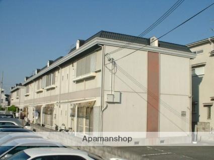 奈良県橿原市、真菅駅徒歩6分の築25年 2階建の賃貸アパート