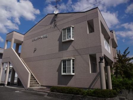 奈良県橿原市、橿原神宮前駅徒歩14分の築20年 2階建の賃貸マンション