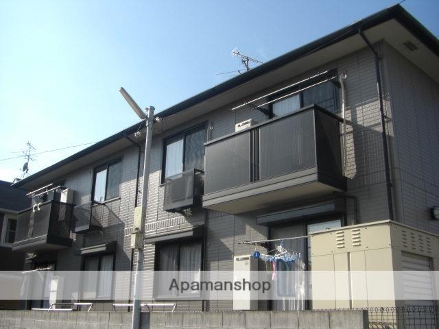 奈良県橿原市、八木西口駅徒歩22分の築15年 2階建の賃貸アパート