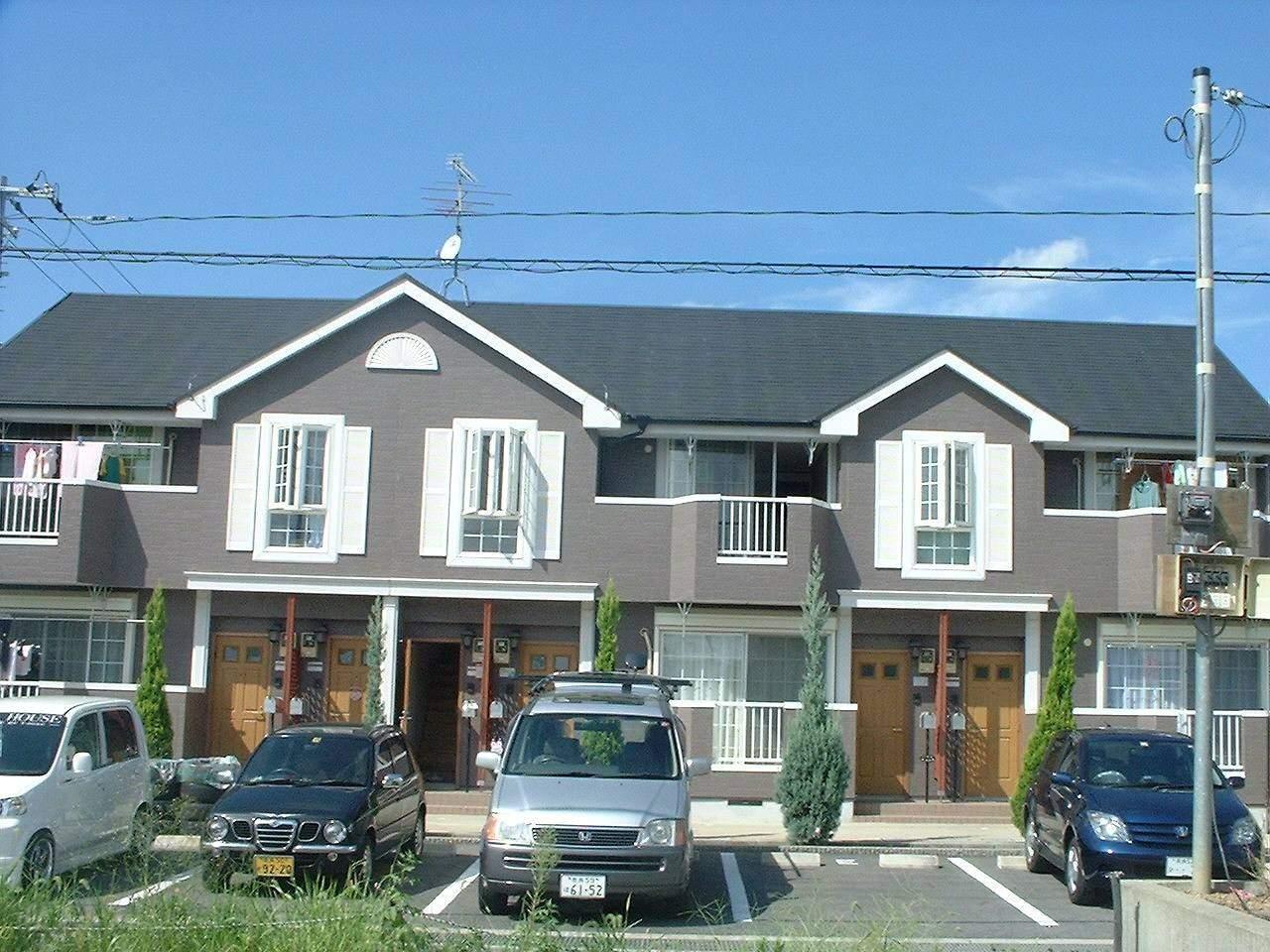 奈良県橿原市、大和八木駅徒歩18分の築16年 2階建の賃貸アパート