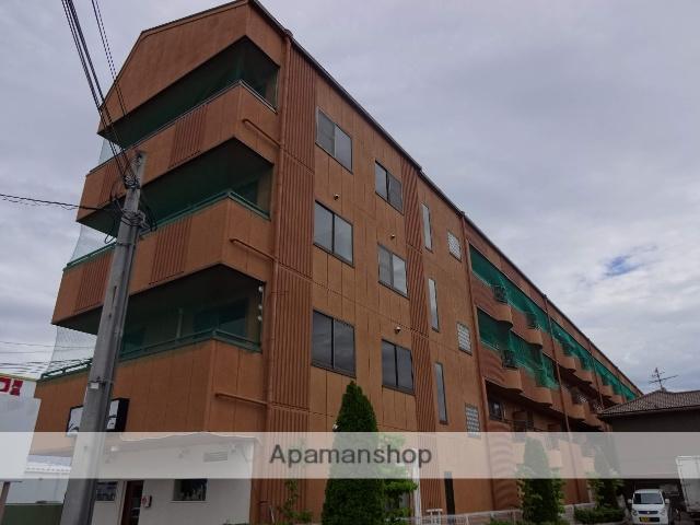 奈良県橿原市、真菅駅徒歩10分の築18年 4階建の賃貸マンション