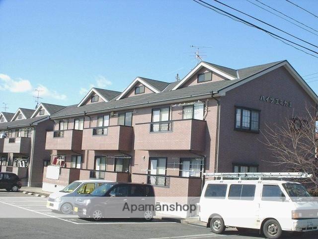 奈良県橿原市、新ノ口駅徒歩15分の築20年 2階建の賃貸アパート
