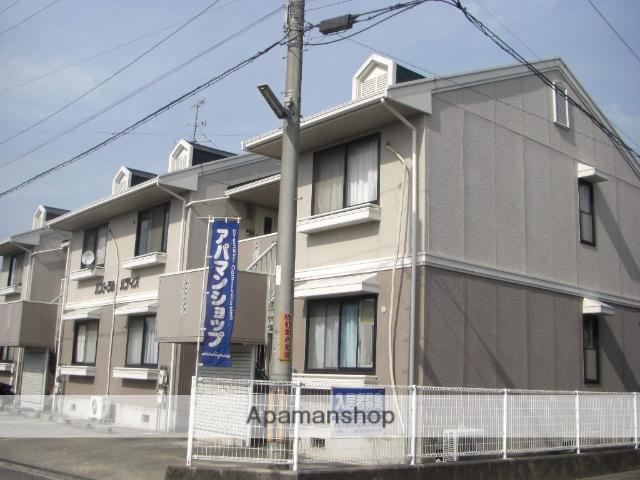 奈良県橿原市、八木西口駅徒歩18分の築27年 2階建の賃貸アパート