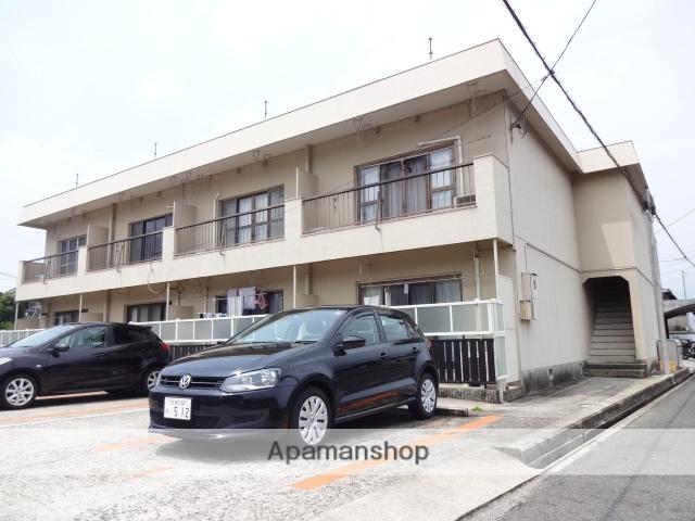 奈良県橿原市、畝傍駅徒歩12分の築35年 2階建の賃貸マンション