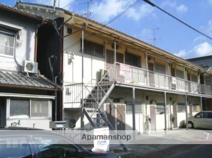 奈良県橿原市、大和八木駅徒歩15分の築35年 2階建の賃貸アパート