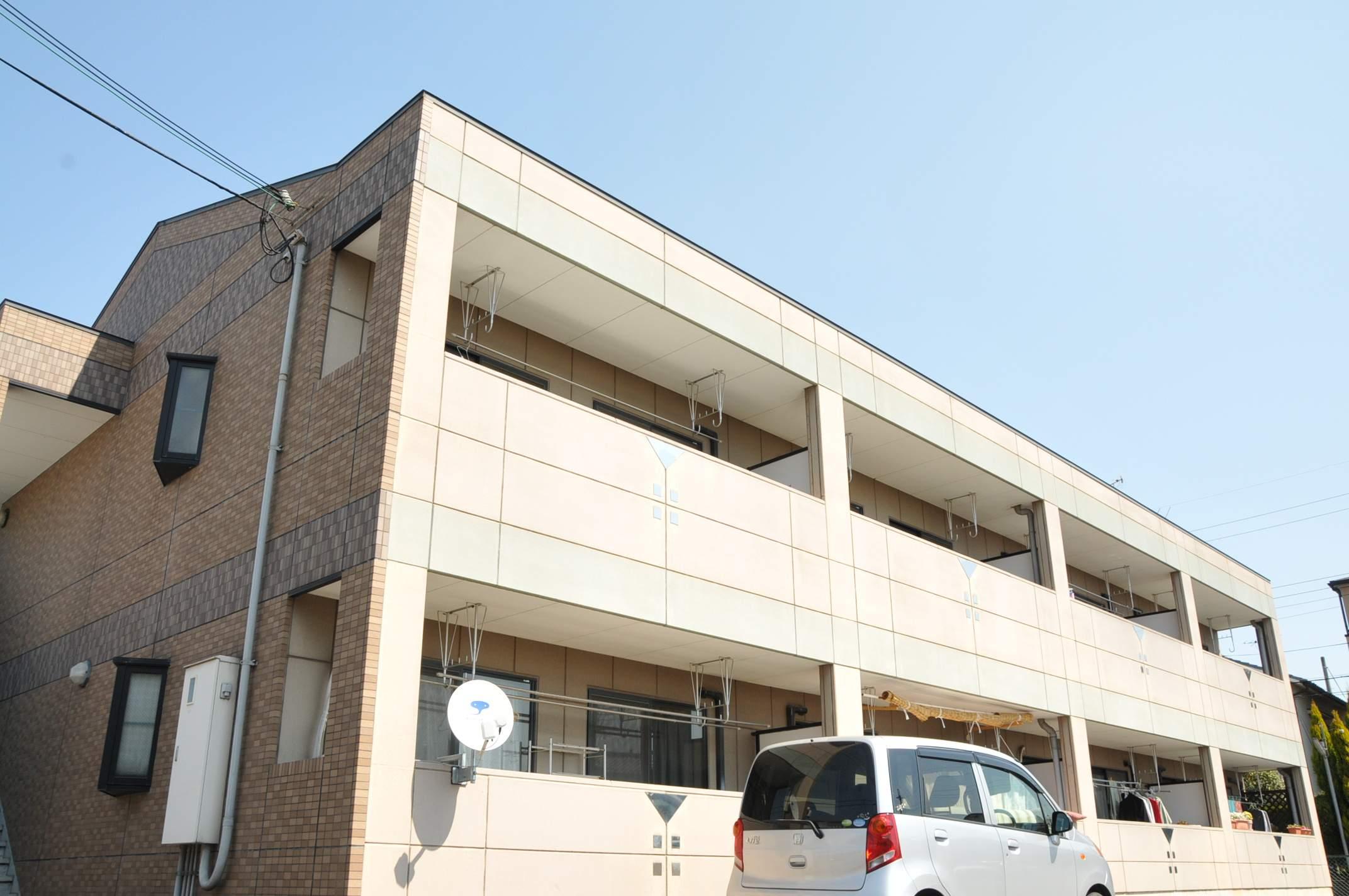 奈良県橿原市、真菅駅徒歩6分の築19年 2階建の賃貸マンション