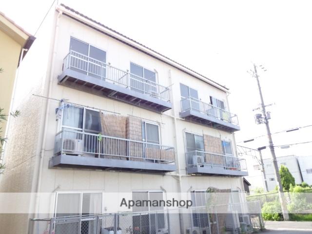 奈良県橿原市、大和八木駅徒歩10分の築30年 3階建の賃貸マンション