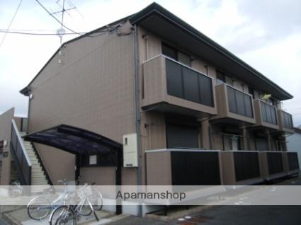 奈良県磯城郡田原本町、笠縫駅徒歩5分の築17年 2階建の賃貸アパート