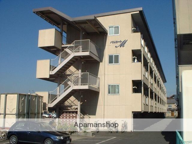 奈良県橿原市、畝傍御陵前駅徒歩10分の築20年 4階建の賃貸マンション