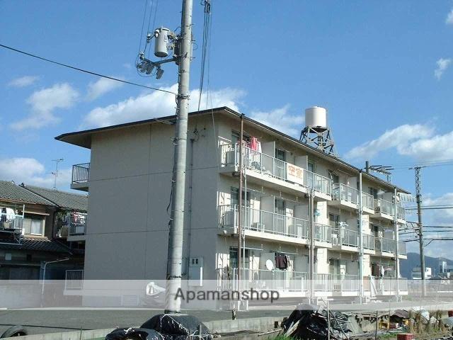 奈良県橿原市、大和八木駅徒歩6分の築31年 3階建の賃貸マンション