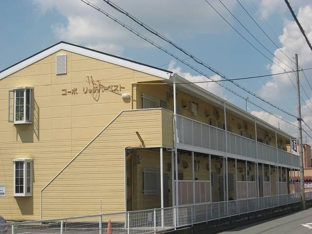 奈良県橿原市、金橋駅徒歩18分の築23年 2階建の賃貸アパート