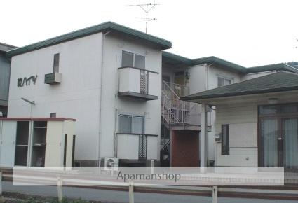 奈良県桜井市、三輪駅徒歩4分の築31年 2階建の賃貸アパート
