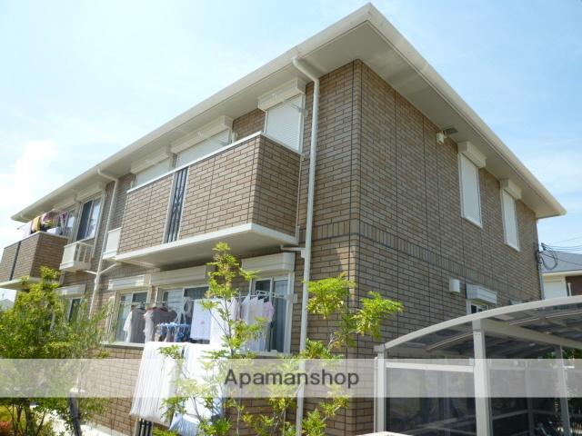 奈良県桜井市、大福駅徒歩2分の築7年 2階建の賃貸アパート