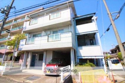 奈良県桜井市、桜井駅徒歩8分の築26年 3階建の賃貸マンション
