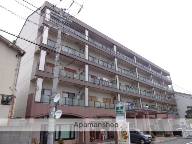 奈良県桜井市、桜井駅徒歩9分の築18年 5階建の賃貸マンション