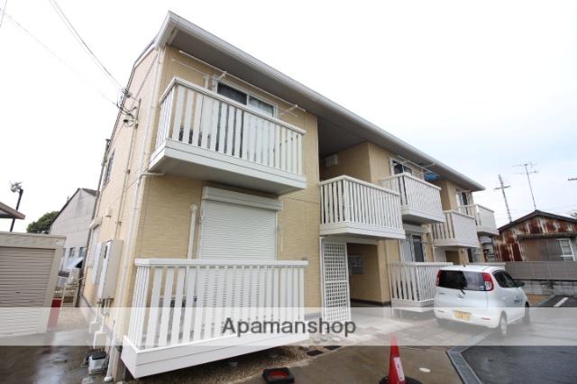 奈良県桜井市、桜井駅徒歩10分の築6年 2階建の賃貸アパート