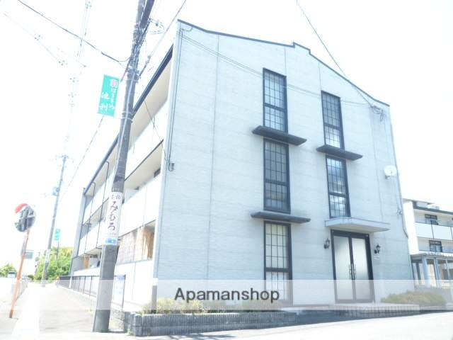奈良県桜井市、三輪駅徒歩16分の築17年 3階建の賃貸マンション