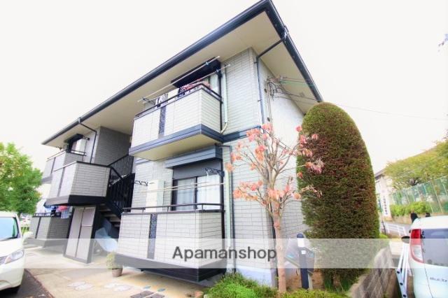奈良県桜井市、桜井駅徒歩12分の築18年 2階建の賃貸アパート