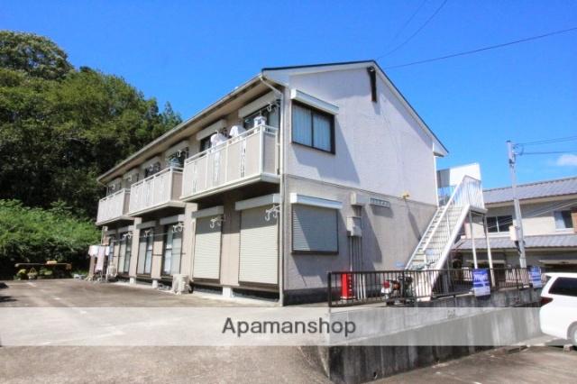 奈良県桜井市、大和朝倉駅徒歩15分の築24年 2階建の賃貸アパート